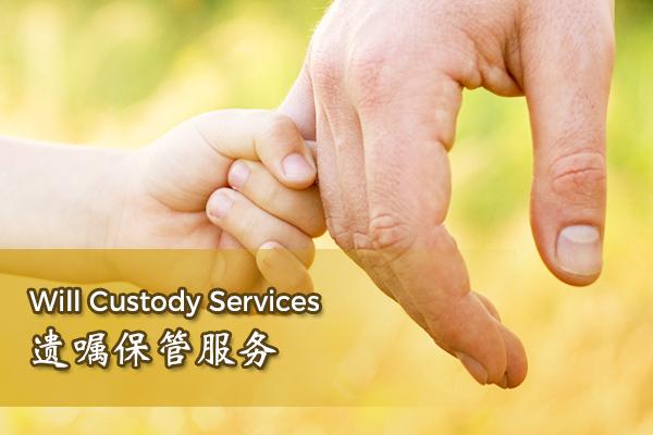 Will Custody Services